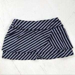 NWOT Athleta Tiered Swagger Skort/Shorts